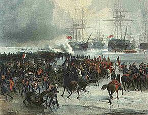scoppia la guerra tra la Francia e l'Austria e la Prussia