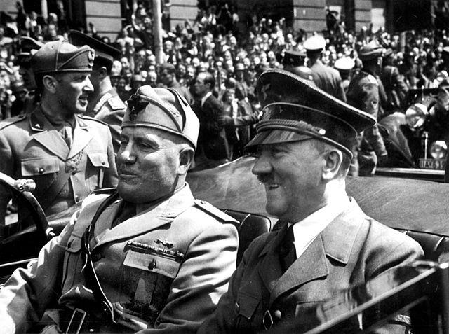 Benvinguda a Hitler.