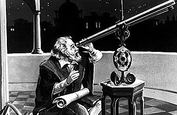 Galileu construeix el primer telescopi