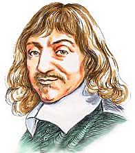 Descartes elabora el mètode de raonament científic i fa progressar les matemàtiques