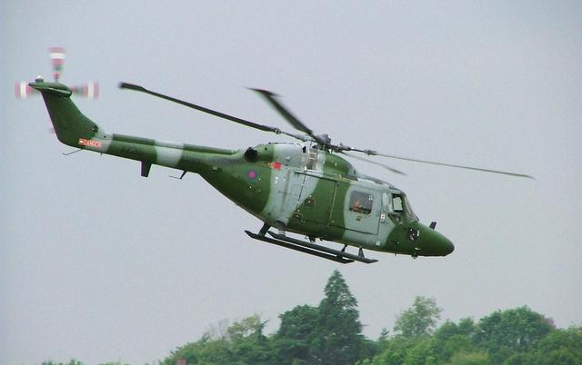 4 Regiment Army Air Corps arrive