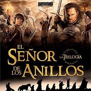 """""""El Señor de los Anillos"""", J. R. R. Tolkien"""