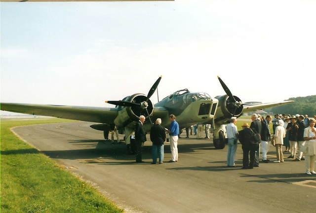 60th Anniversary of 1st Blenheim Bomber raid