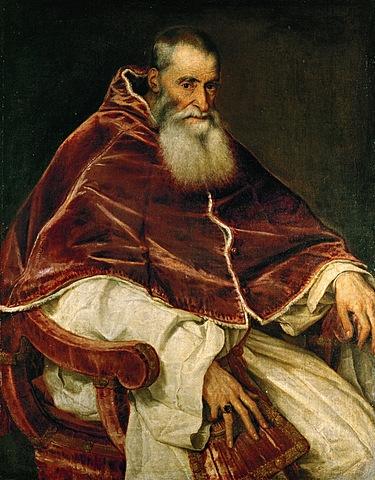 Viene costituita la Santa Romana Inquisizione