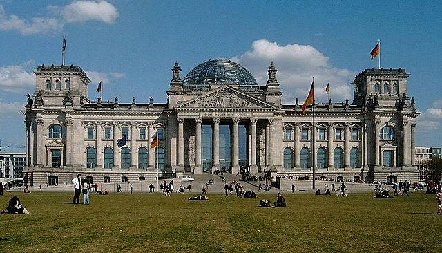 """""""Renovación del Edificio Reichstag - Norman Foster"""