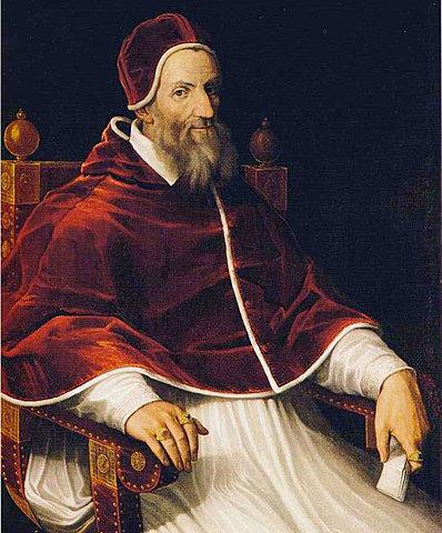 Gregorio XIII promuove la riforma del calendario
