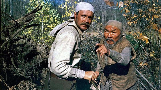 """""""Dersu UzalaI"""" - Akira Kurosawa"""