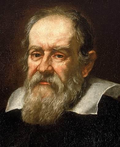 Galileo Galilei abiura la sua teoria eliocentrica