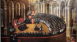 La Riforma cattolica e la Controriforma timeline