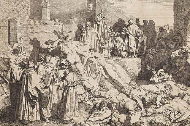 Bubonic Plague Images
