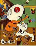 INTERIOR HOLANDÈS (PAU), Joan Miró.