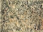 NÚMERO 1 (PAU), Jackson Pollock.