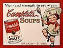 SOPA CAMPBELL (PAU), Andy Warhol.