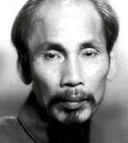 Ho Chi Minh Declares Independence of Vietnam