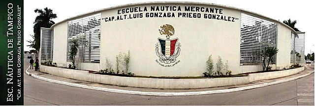 Se fundó la Escuela Náutica de Tampico.