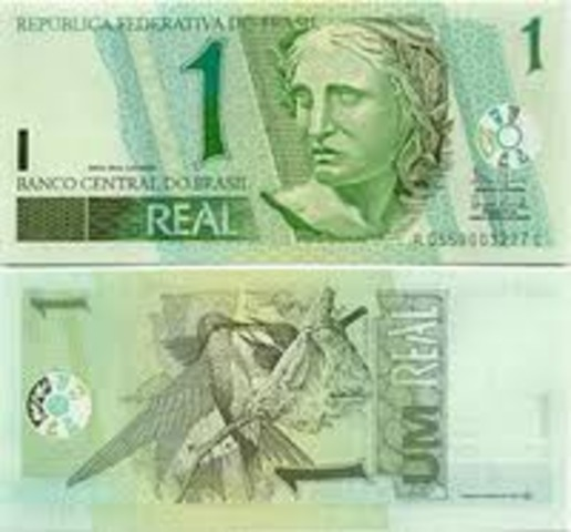 Brazil's New Currency