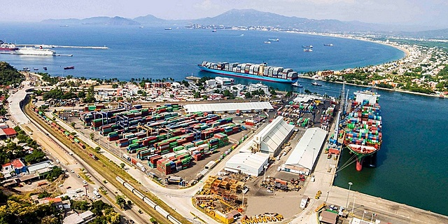 Expansión de los puertos
