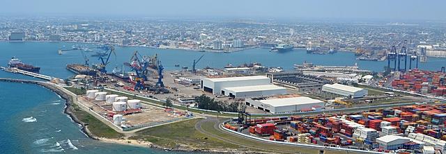 Expansión del puerto de Veracruz