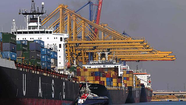 Se estimó que el 90% comercio mundial sería por vía marítima en términos de volumen.