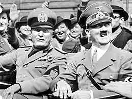 Les nazis signent un «Pacte d'acier» avec l'Italie.