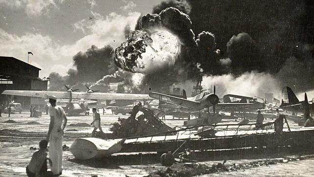 L'entrata in guerra degli Stati Uniti