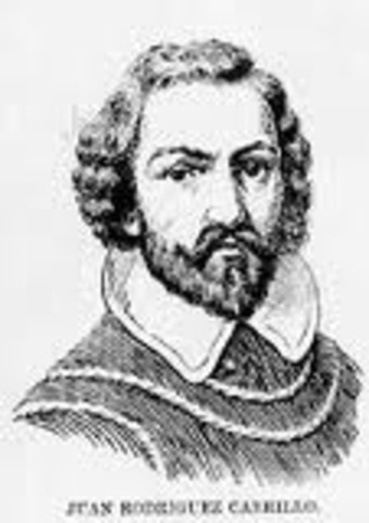 Juan Rodriquez Cabrillo