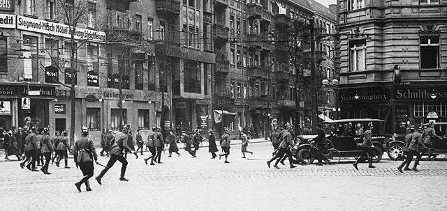 Naixement de la Republica de Weimar