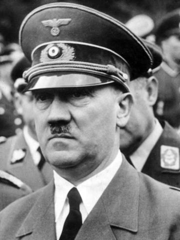 Адольф Ги́тлер