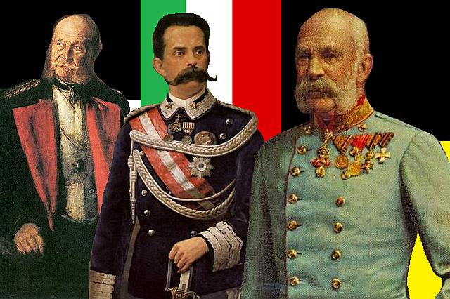 Creació de la Triple Aliança
