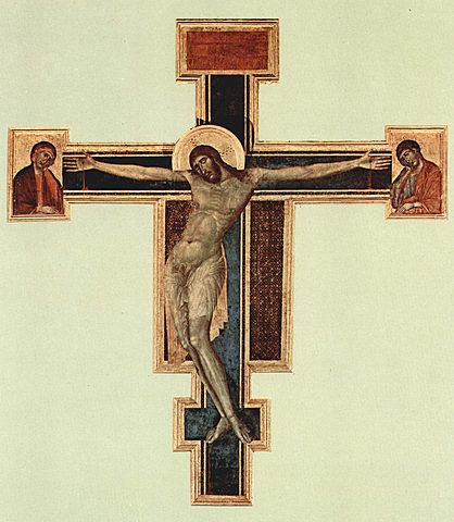 Crocifisso del Museo di Santa Croce