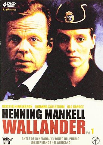 """""""Wallander"""";Henning Mankell"""
