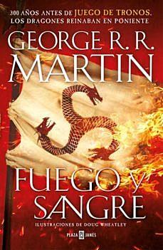 """""""Canción de hielo y fuego"""" George R.R. Martin"""