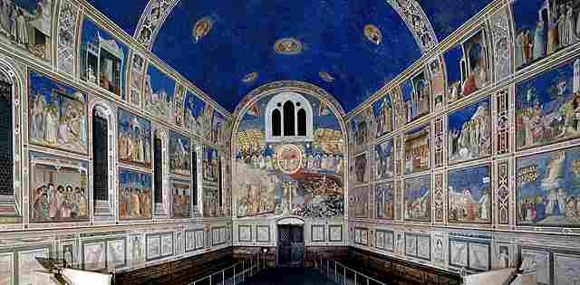 Ciclo cappella degli Scrovegni