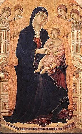 Maestà di Siena