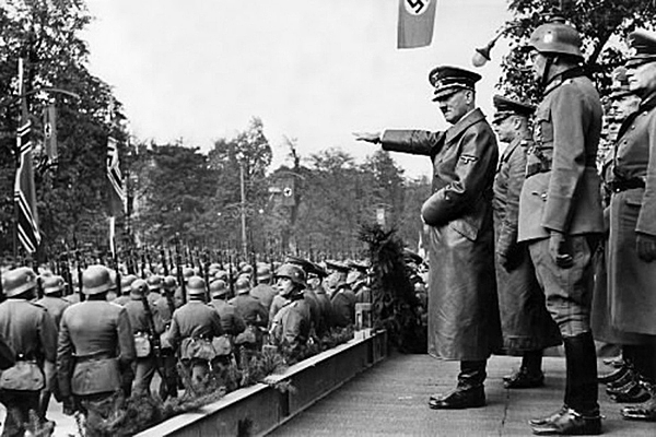 L'invasion de la Pologne marque le début de la Seconde Guerre mondiale