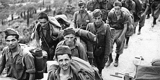 Le scelte dei soldati italiani