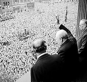 Journée de la victoire en Europe.