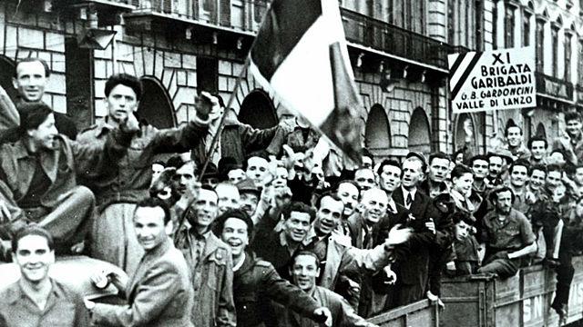La liberazione dell'Italia settentrionale