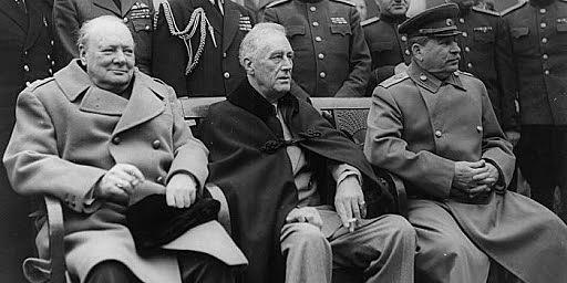 La conferenza a Jalta