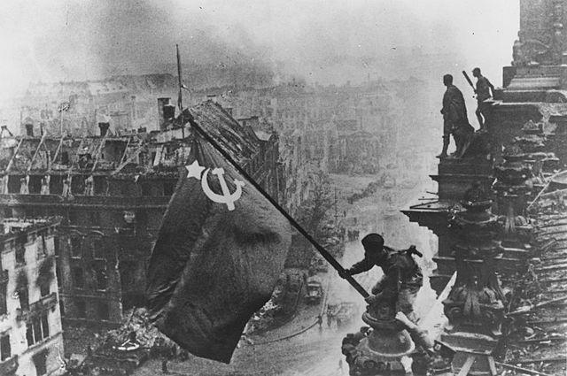 Il crollo della Germania nazista