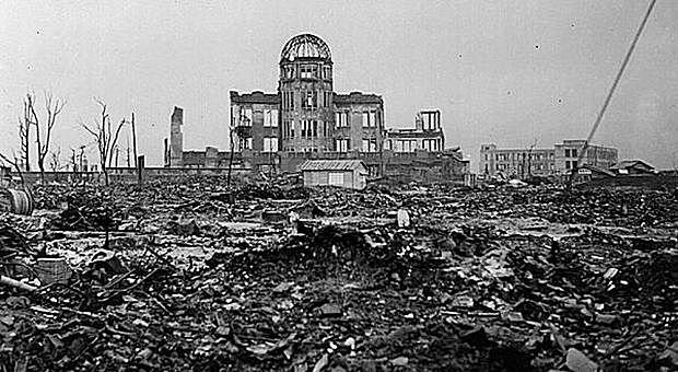 Il bombardamento su Hiroshima