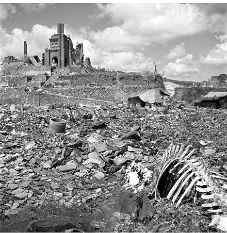 Il bombardamento su Nagasaki