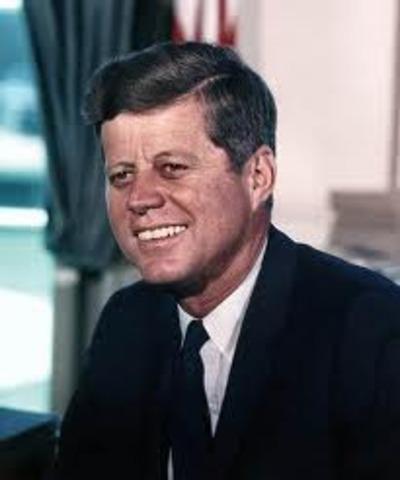 JFK Wins Election in 1960