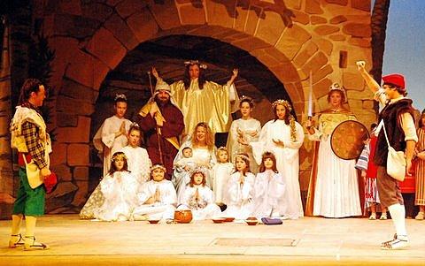 El teatre en l'edat mitjana