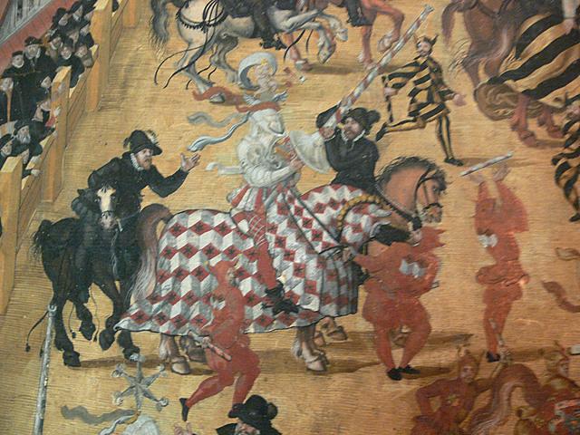 El teatre en el Renaixement