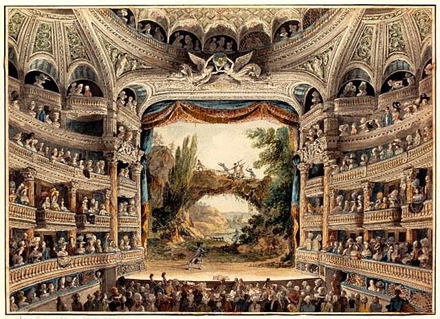 El teatre en el Barroc