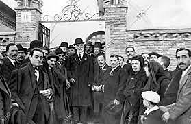 LA DESCOMPOSICIÓ DEL RÈGIM(1917-1923)