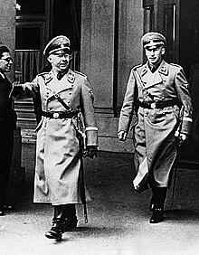 La Gestapo allemande est placée au-dessus de la loi
