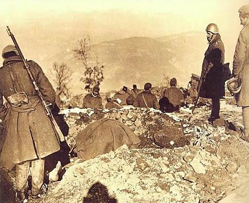 Mussolini declara la guerra