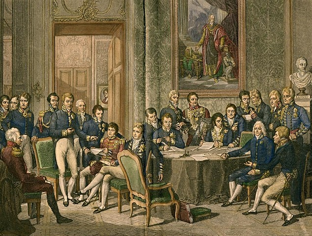Apertura del Congresso di Vienna